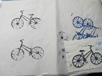 Fahrrad VI